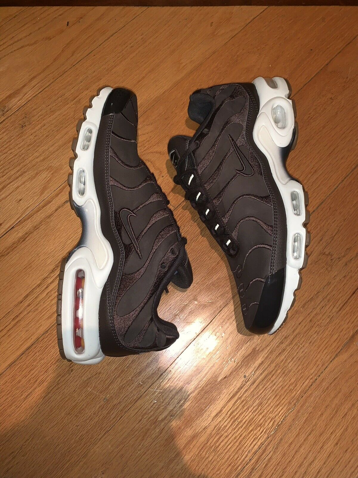 Nike Air Max Plus TN Ultra Men's Running Trainers shoes Size 11 Rainbow