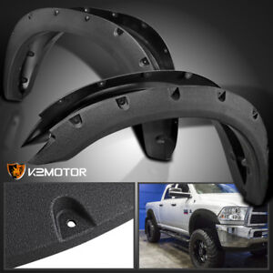 Image Is Loading Rugged Textured 2010 2017 Dodge Ram 2500 3500