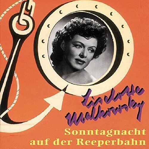 1 von 1 - Liselotte Malkowsky Sonntagnacht auf der Reeperbahn (26 tracks, bear fami.. [CD]
