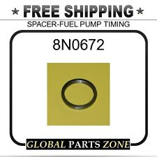 Caterpillar 3406b and C Fuel Pump Side Plate Gasket 8N9374