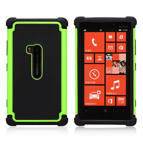 NEW SHOCK PROOF PROTECTION CASE COVER For Nokia Microsoft Lumia Mobile Phone