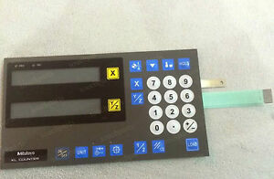 Membrane-keypad-for-MITUTOYO-KA-COUNTER-for-Mitutoyo-Optical-Comparator