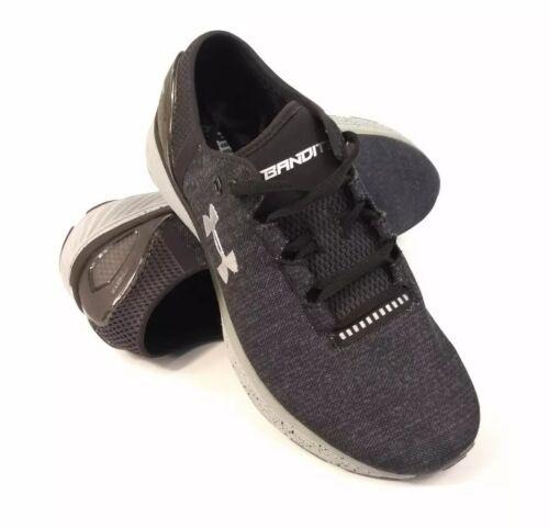 Sneakers Chaussures Gris Noir Sz Armour 7 1295725 Charged de Under 3 008 Bandit course xedorCBW