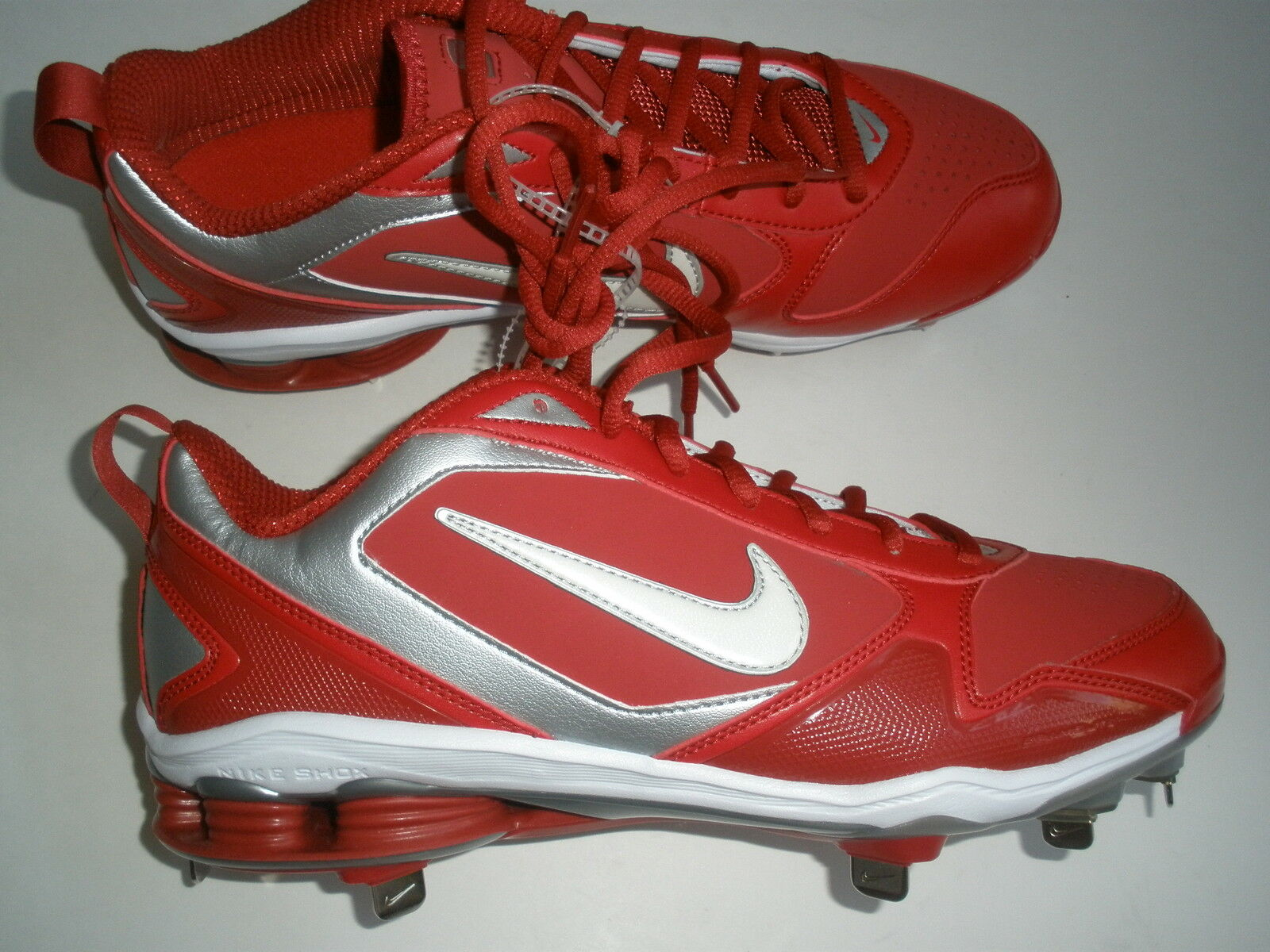 Nike SHOX ZOOM METAL Cleats  US 14