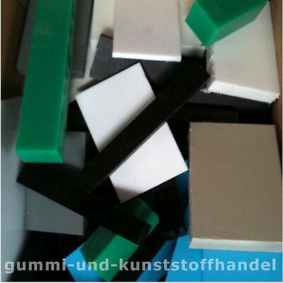 10 kg Kunststoffreste PA6 POM PE PP PE1000 PTFE u.a. Restposten Sonderposten