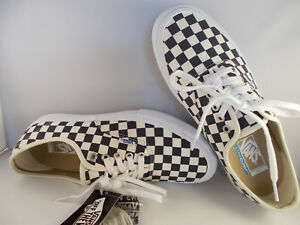 ddf03f22376 Image is loading VANS-Authentic-Pro-Checkerboard-Navy-UltraCush- Skateboarding-Shoes-
