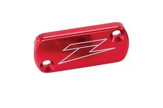 ZETA Red Front Brake Reservoir Cover For Honda CR 85 CRF 250 450 R X 1996-2016