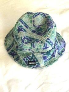 12b20640e Details about Patagonia - bucket hat Children's large - Vintage