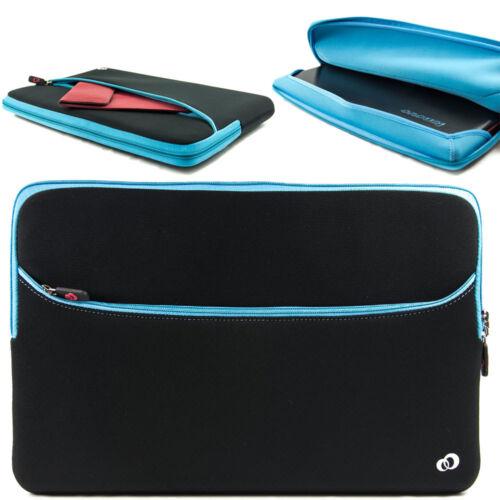 Universal 15 15.6 inch Laptop Neoprene Zipper Sleeve Bag Case Cover 15G22