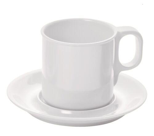 Melamin Becher Kaffeebecher 0,25l Tasse Ø 7,7cm