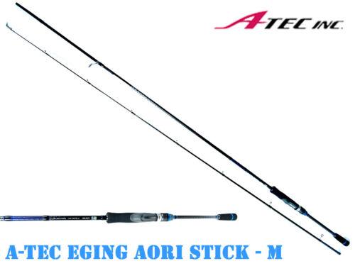 A-TEC Crazee Eging-Aori Stick-M-Slight PERCH ZANDER ROD