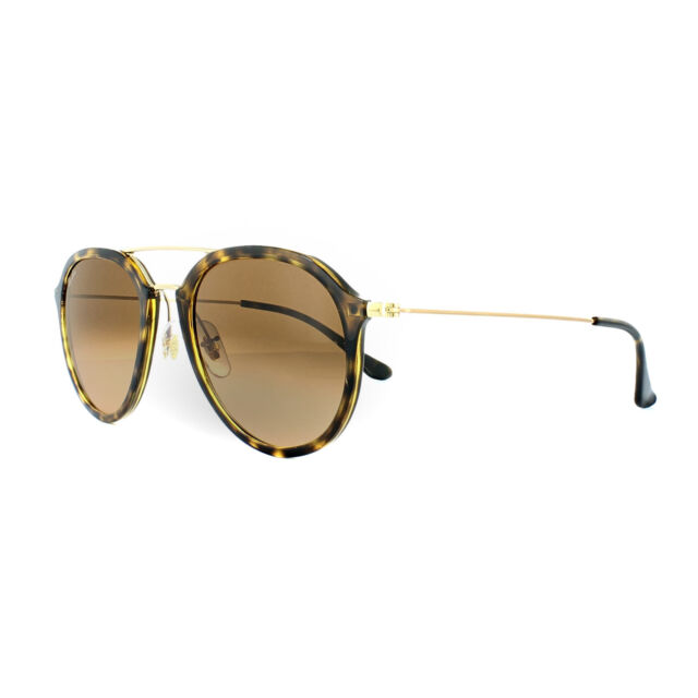 04d5d8f040 Aviator Sunglasses Ray-Ban Light Rb4253 710 a5 Havana - Brown With ...