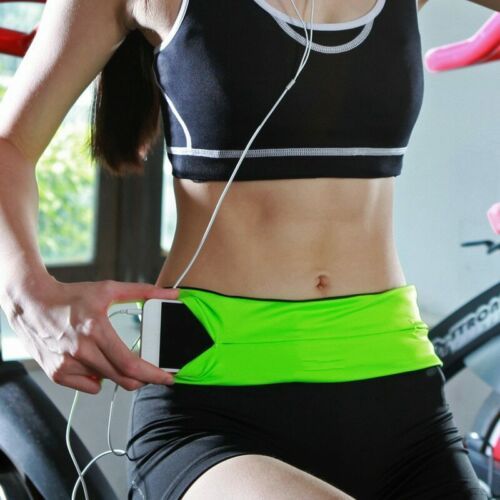 Running Waist Bag Belt Men Women Gym Sports Trail Mobile Phone Fanny Pack