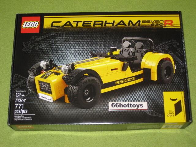 LEGO 21307 Ideas Caterham Seven 620R NEW