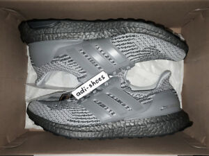 69cafb5877ac2 ADIDAS ULTRA BOOST 3.0 TRIPLE GREY UK 5-9 ltd CG3041 black ...