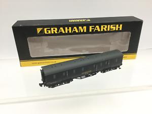 Graham-Farish-374-888-N-Gauge-BR-50-039-Departmental-Full-Brake-Coach-DM395663