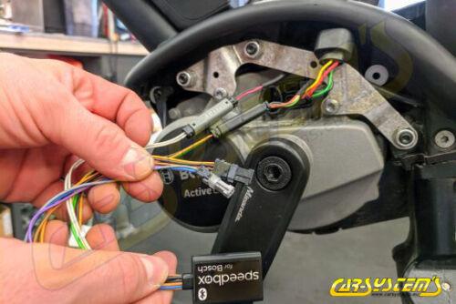 Speedbox 3.0 for Bosch e-Bike Tuning Active Performance CX Ebike Speed Chip