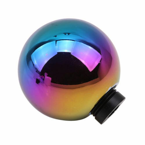 Universal Car 5 Speed Manual Gear Shift Knob Shifter Lever Stick Round Ball PF
