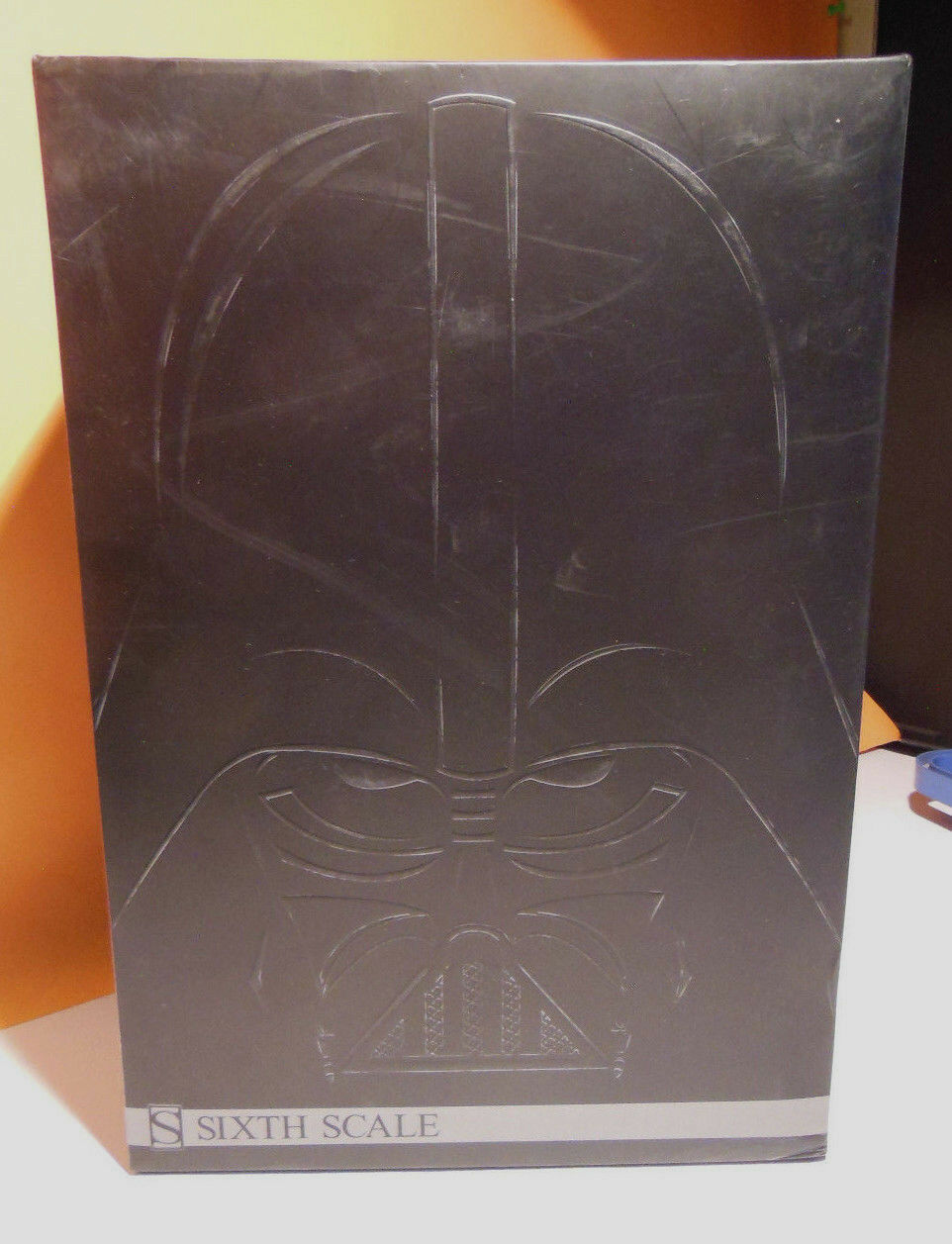 STAR WARS:RETURN of the JEDI - DARTH VADER DELUXE 1/6 Action Figure 12  SIDESHOW
