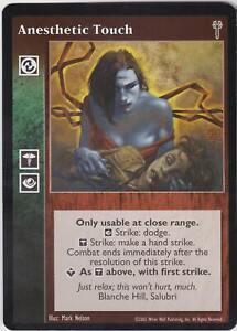 Master Lazarene Inquisitor VTES V:TES Bloodlines