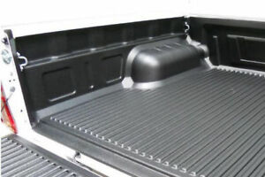 Plastic Bed Liner >> Details About Toyota Hilux Plastic Bed Liner Under Rail Heavy Duty 2005 To 2015 Double Cab