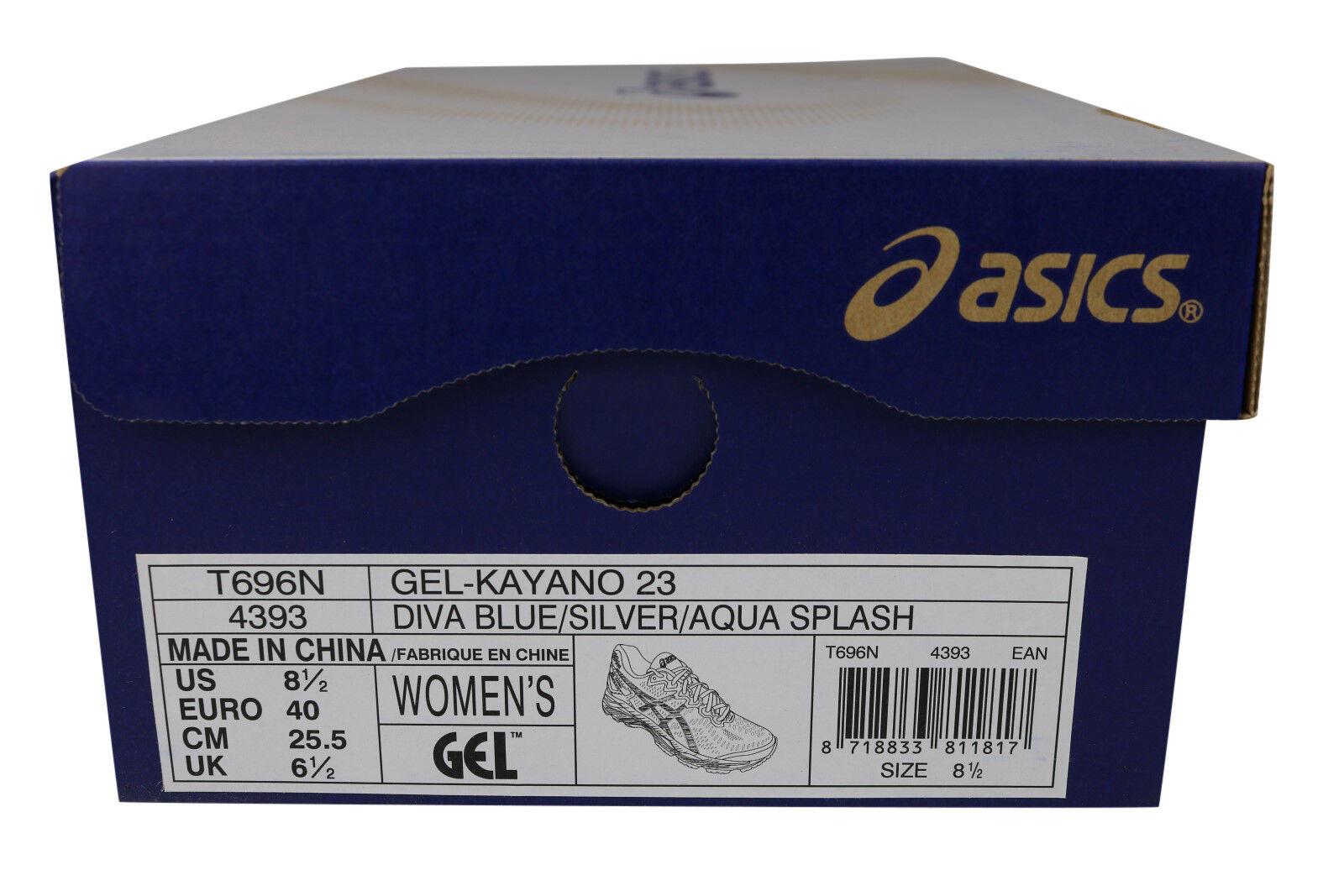 Asics Gel Kayano 23 Damen damen Running Laufschuhe T696N-4393 T696N-4393 T696N-4393 Gr 37 - 42 NEU OVP 6263e8