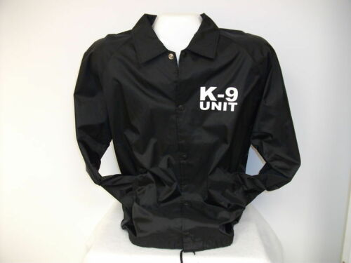K9 Raid Jacket K-9 UNIT Raid Style Jacket Great Call Out Jacket K9 Unit