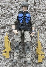 "G.I. JOE AGENT MOUSE POC 30TH 25TH ANNIVERSARY 3.75"" COBRA RETALIATION"