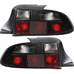 BMW-Z3-Roadster-SET-LUCES-TRASERAS-Kit-Cristal-Negro-Ano-FAB-95-99