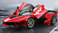 Bburago-1-18-Signature-Series-Ferrari-FXX-K-FXXK-EVO-Diecast-Model-Racing-Car thumbnail 4