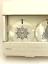 thumbnail 2 - Hearth and Hand Magnolia Porcelain Christmas Ornaments Joanna Gaines Set of 4