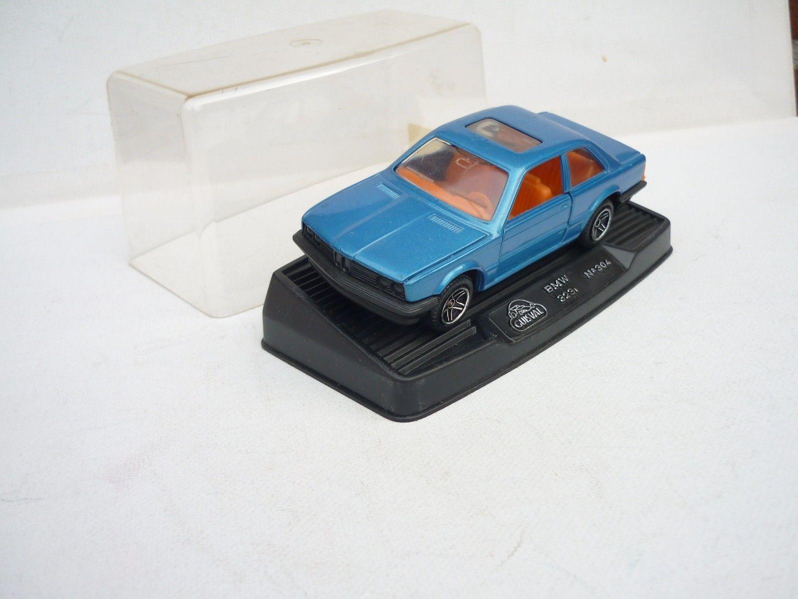 GUISVAL BMW 323 I 1 43 VINTAGE SPAIN SPAIN SPAIN MADE series M BOX RARO SUPER SELTEN    8136f0