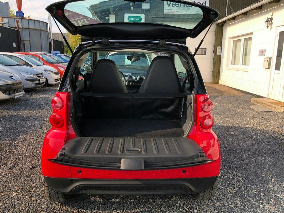 Smart Fortwo Coupé 0,8 CDi 54 Passion aut. Diesel aut.