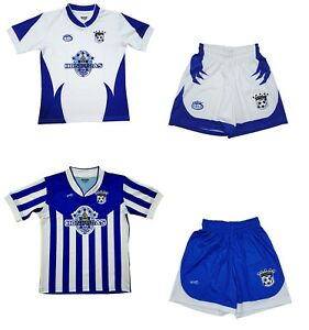 05971c571 Image is loading Honduras-Arza-Youth-Soccer-Uniform-Exclusive-Design-100-
