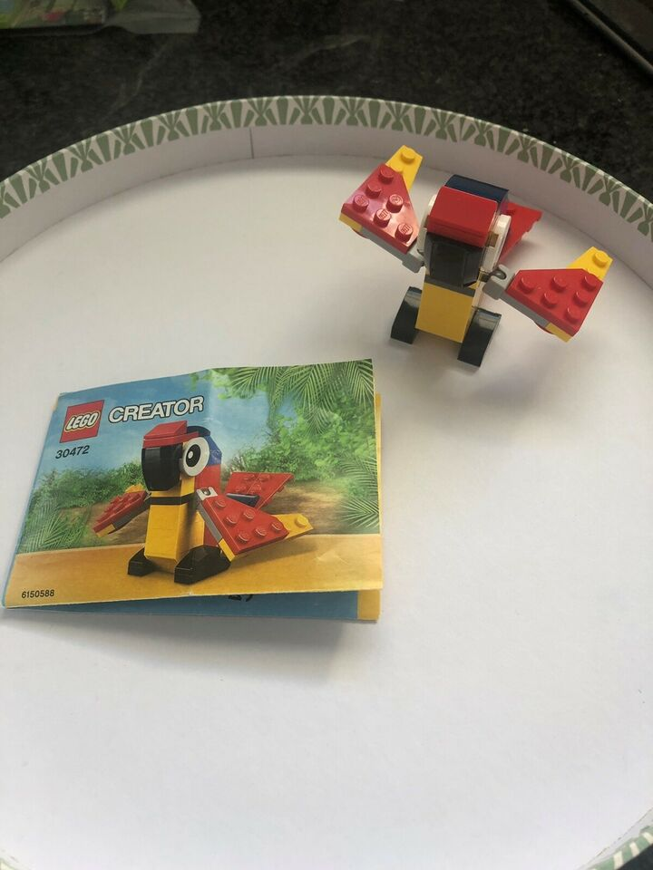 Lego blandet, Blandet