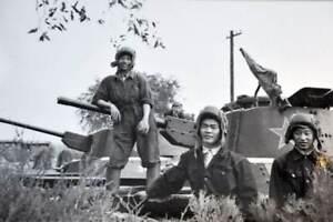 World-war-2-Chinese-Korean-war-tank-helmet