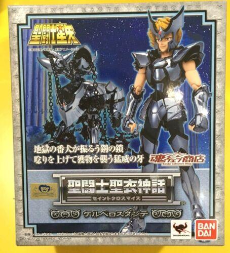Saint Seiya Cloth Myth Silver Cerberus Dante Figure PB Premium Bandai NEW