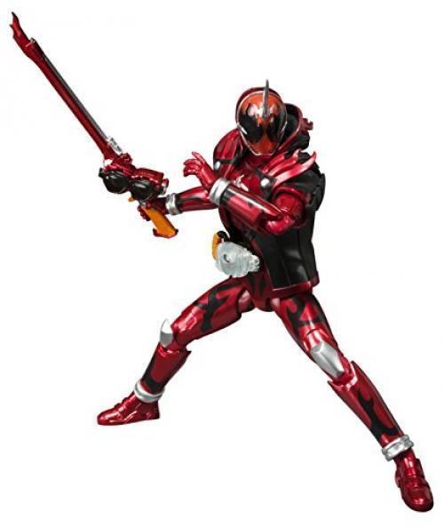 NEW SH Figuarts Kamen Masked Rider Ghost Fighting Spirit Boost Soul Figure  B1