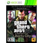 Grand Theft Auto IV -- Complete Edition (Microsoft Xbox 360, 2011) - Japanese Version