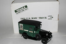 Danbury Mint 1931 Ford Panel Delivery Truck US Mail 1:24 Nice with Box