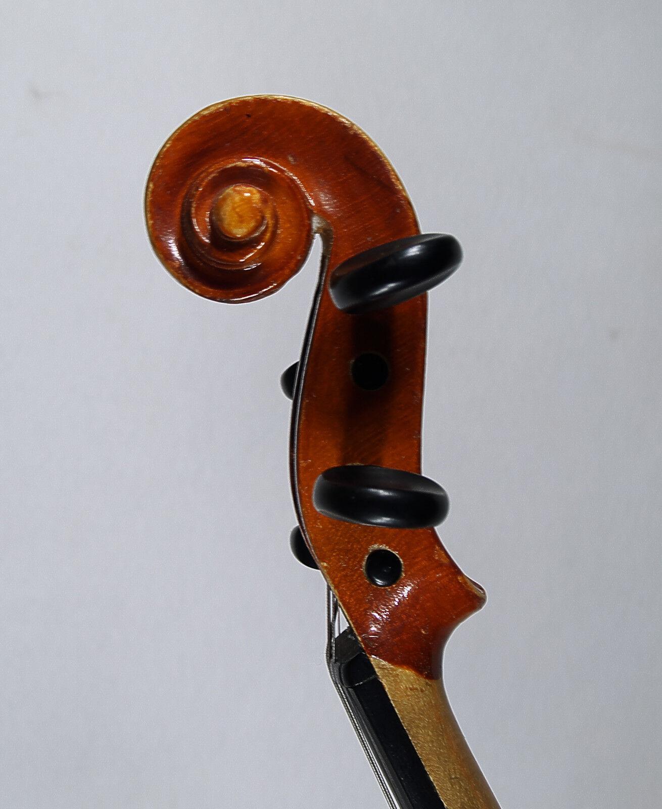 Otto Jos Jos Jos Klier No. 12  1989 Violin Bow and Case Model KV-312 ser. 12349 3c5926