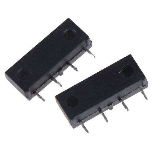 5PCS 4PIN 5V Relay SIP-1A05 Reed Switch Relay For PAN CHANG Rela NQ