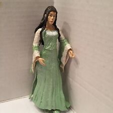 "2004 Lord Of The Rings ToyBiz Action Figure 7""Arwen Coronation Gown"