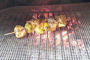 Grillmatte Backmatte Antihaft Grillunterlage Backofenfolie Zuschneidbar Silikon GläNzend Sonstige