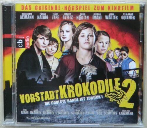 1 von 1 - VORSTADTKROKODILE 2 Die coolste Bande ist zurück,Hörspiel zum Kinofilm,CD z.Film