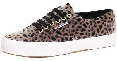 Scarpe Sneakers SUPERGA 2750 LEOPARDHORSEW S00AXP0 Fantasia Animalier | eBay