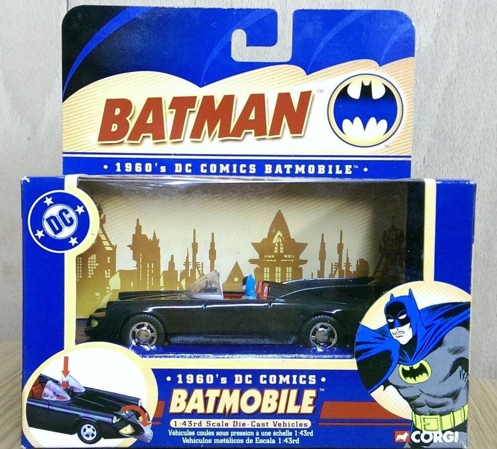 Corgi 77301 Batman DC Comics 1 43 Classic 1960's Batmobile