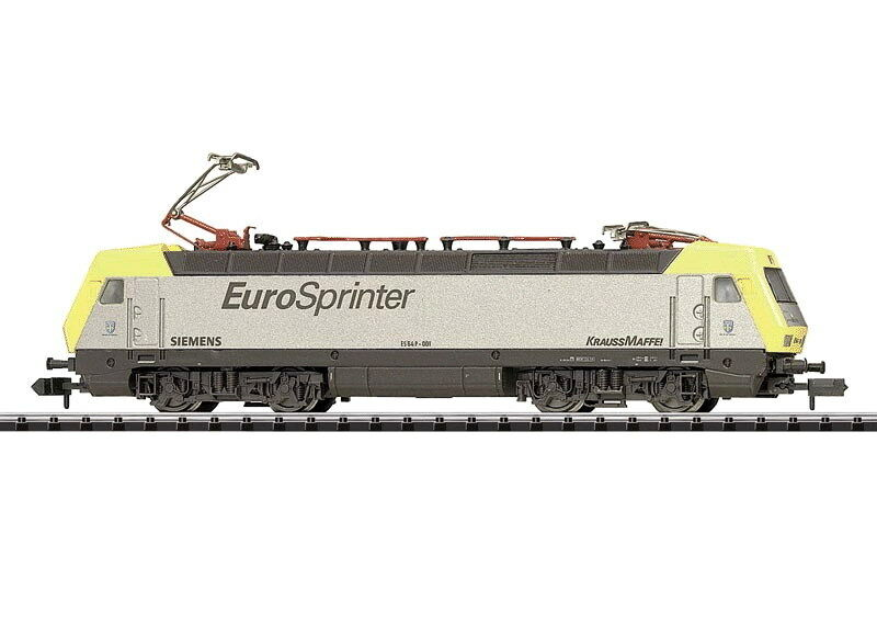 Minitrix 12790 euro SPRINTER Dispolok es 64 P NUOVO
