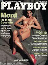 Magazin Playboy 5,05/1993,Vanessa Arevalo,Patricia Veit,Giorgio Armani,Porsche