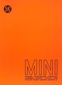 LEYLAND MINI Officina Manuale 1959-1976 MOKE COOPER VAN nuovi di fabbrica Riparazione